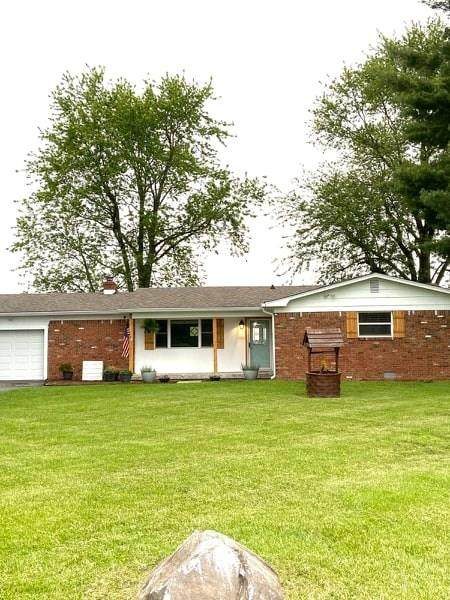 556 E 1000 North Road, Fortville, IN 46040 (MLS #21711884) :: The Indy Property Source
