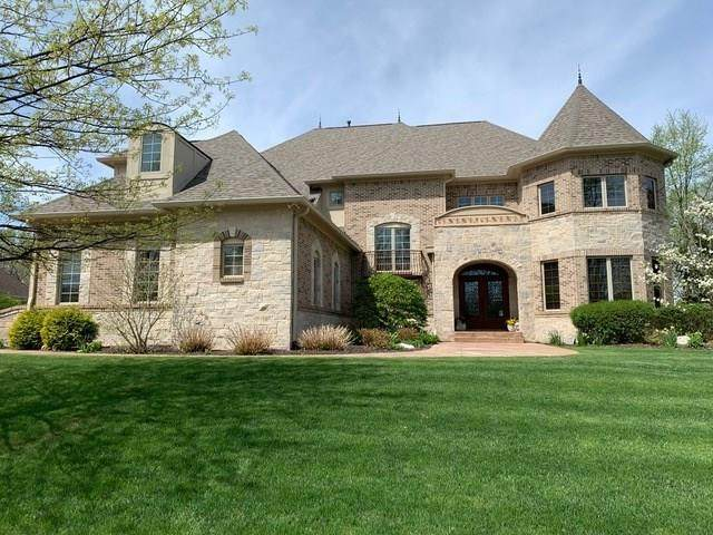 16326 Chancellors Ridge Way, Westfield, IN 46062 (MLS #21712033) :: The Indy Property Source