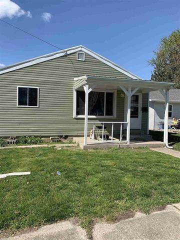 714 W Kickapoo Street, Hartford City, IN 47348 (MLS #21712053) :: The ORR Home Selling Team