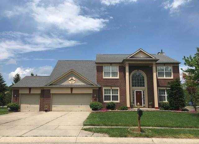 6260 Tennison Way, Indianapolis, IN 46236 (MLS #21712062) :: The Evelo Team