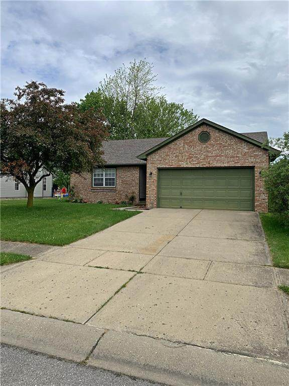 252 Bear Story Court, Greenfield, IN 46140 (MLS #21712220) :: Heard Real Estate Team | eXp Realty, LLC