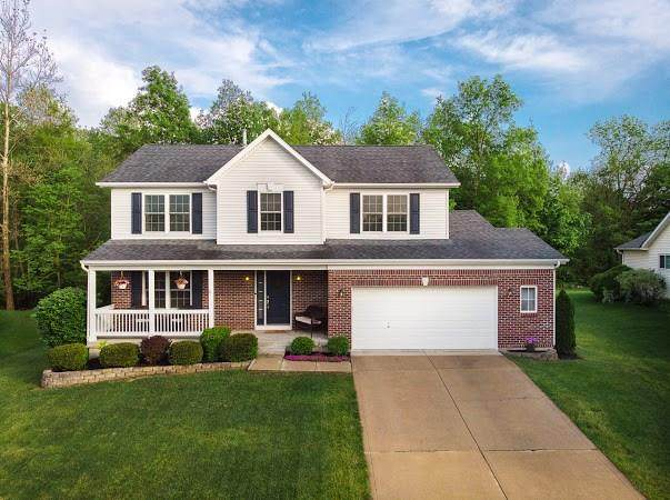 6451 Woodhaven Court, Avon, IN 46123 (MLS #21714723) :: The Evelo Team