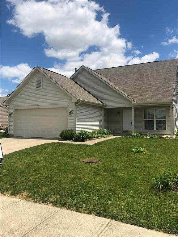2997 Lodgepole Drive, Whiteland, IN 46184 (MLS #21714731) :: David Brenton's Team
