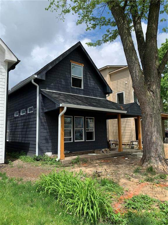 1306 Olive Street, Indianapolis, IN 46203 (MLS #21714807) :: AR/haus Group Realty