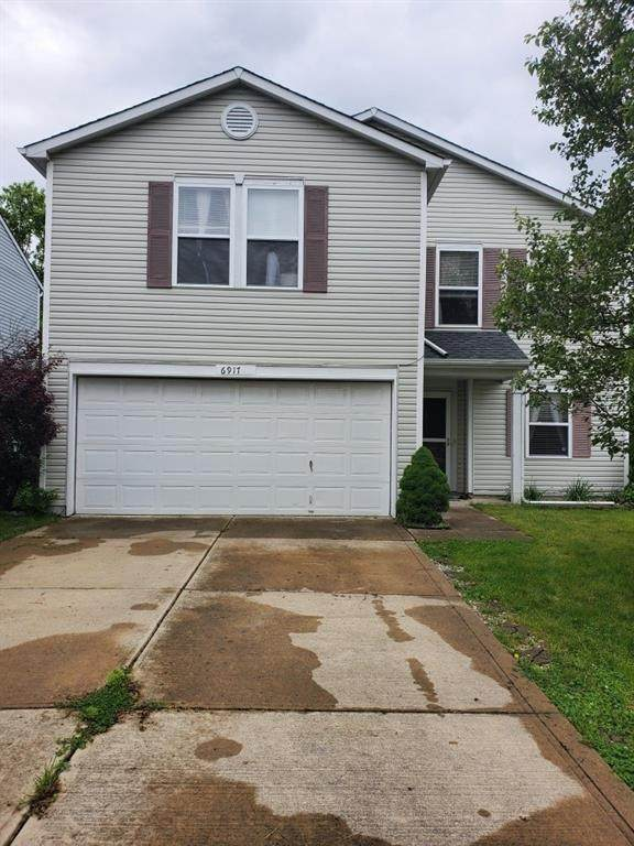6917 Youngberry Drive, Indianapolis, IN 46217 (MLS #21714931) :: The Indy Property Source