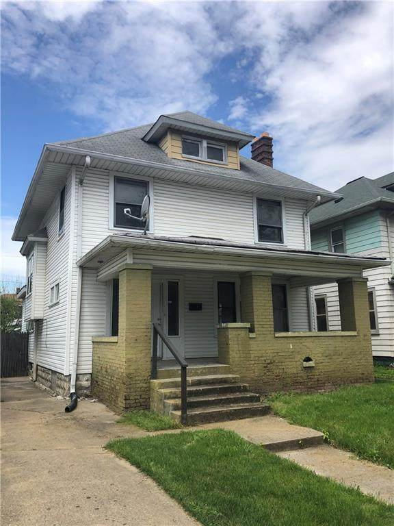 214 N Tremont Street, Indianapolis, IN 46222 (MLS #21714953) :: The Indy Property Source
