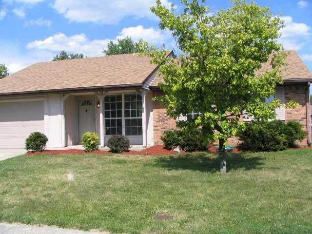 5109 Laredo Street, Indianapolis, IN 46237 (MLS #21715338) :: The Indy Property Source