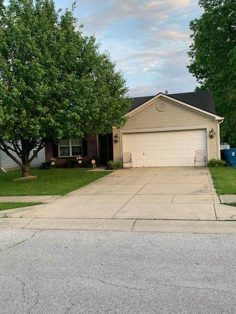 10235 10235 Pepperidge Dr Drive, Indianapolis, IN 46235 (MLS #21715487) :: Richwine Elite Group