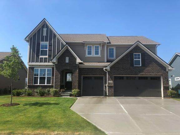 11896 Piney Glade Road, Noblesville, IN 46060 (MLS #21715522) :: Your Journey Team