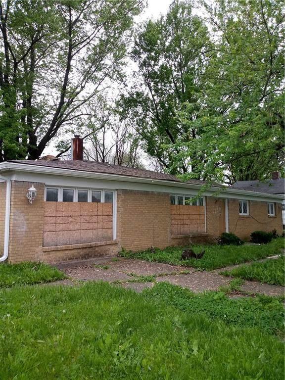 2755 N Keystone Avenue, Indianapolis, IN 46218 (MLS #21715765) :: Heard Real Estate Team | eXp Realty, LLC