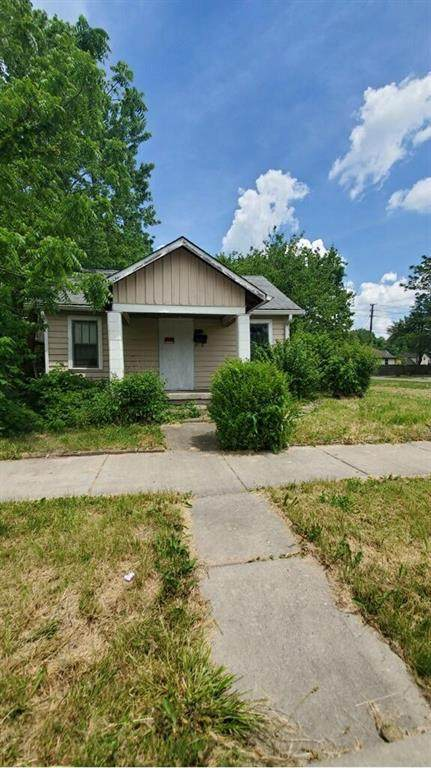 2407 N Hovey Street, Indianapolis, IN 46218 (MLS #21715864) :: Anthony Robinson & AMR Real Estate Group LLC