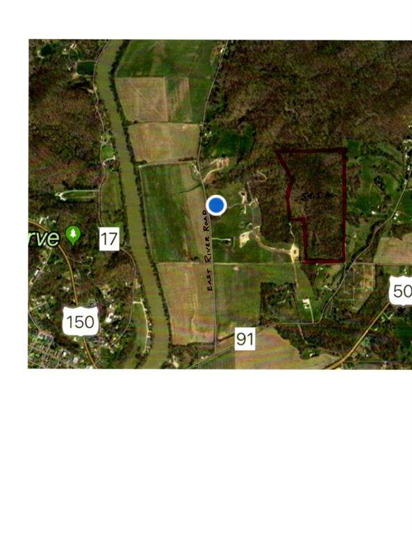 12466 E River Road, Shoals, IN 47581 (MLS #21715941) :: AR/haus Group Realty