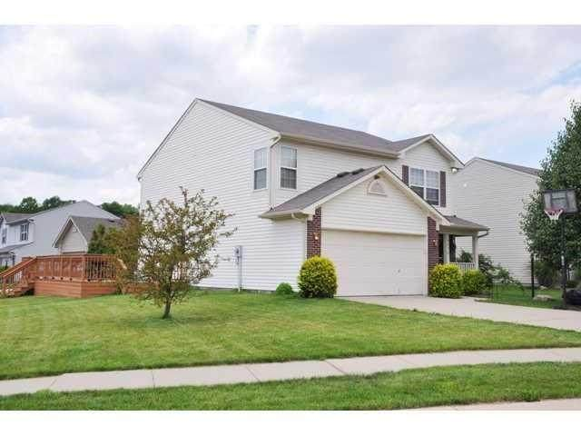 5232 Manning Road, Indianapolis, IN 46228 (MLS #21716472) :: The Indy Property Source