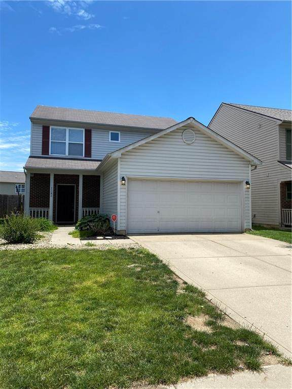 7141 Parklake Place, Indianapolis, IN 46217 (MLS #21716604) :: David Brenton's Team