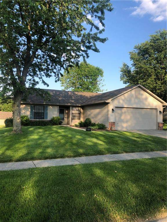 4001 Tamara Way, Franklin, IN 46131 (MLS #21716637) :: Anthony Robinson & AMR Real Estate Group LLC
