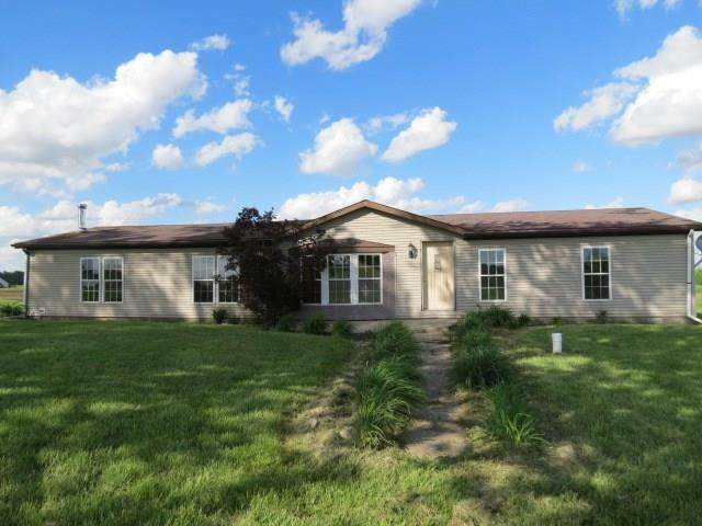 6615 E County Road 1200 N, Eaton, IN 47338 (MLS #21717015) :: The ORR Home Selling Team