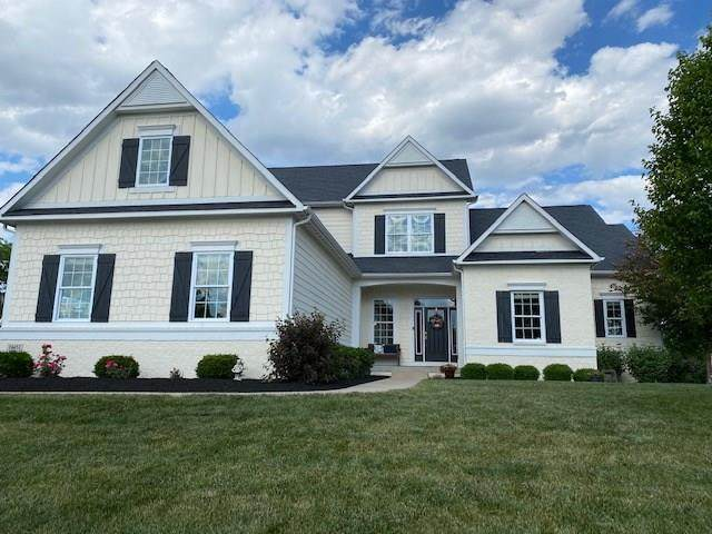 16651 Oak Manor Drive, Westfield, IN 46074 (MLS #21718603) :: Anthony Robinson & AMR Real Estate Group LLC