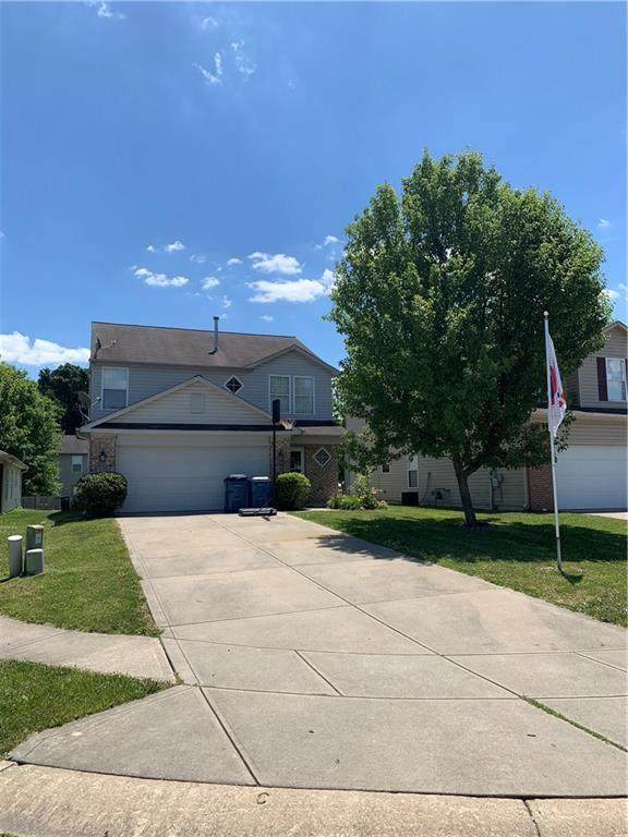 5377 Dollar Forge Court, Indianapolis, IN 46221 (MLS #21718990) :: David Brenton's Team