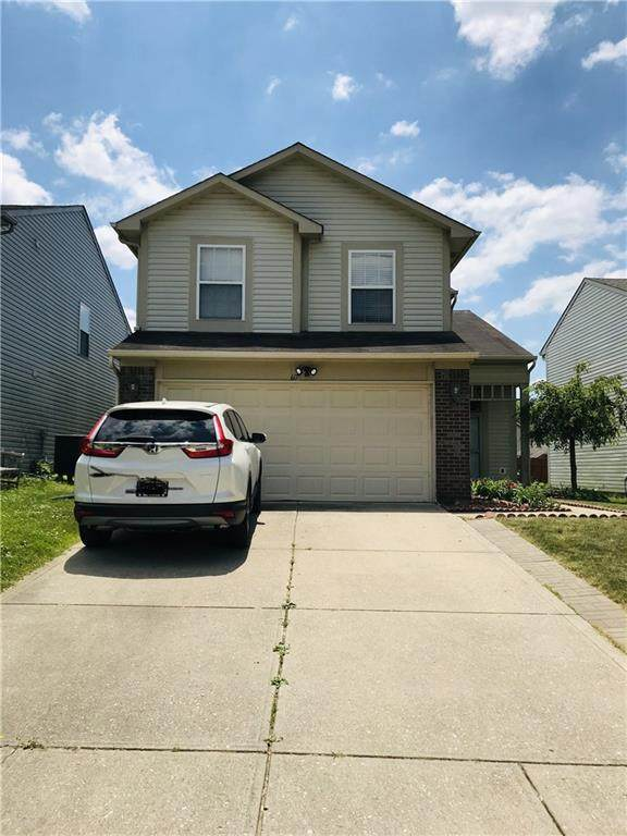 607 Deer Trail Drive, Indianapolis, IN 46217 (MLS #21719218) :: Anthony Robinson & AMR Real Estate Group LLC