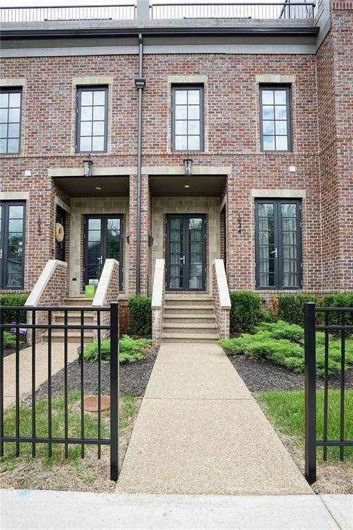 1834 N Pennsylvania Street, Indianapolis, IN 46202 (MLS #21719586) :: The Evelo Team
