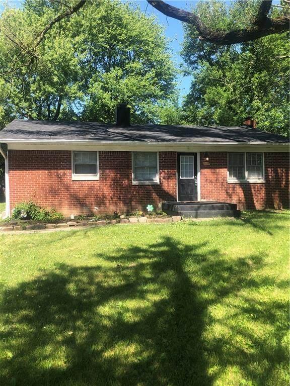 2016 N Priscilla Avenue, Indianapolis, IN 46218 (MLS #21719646) :: Heard Real Estate Team   eXp Realty, LLC
