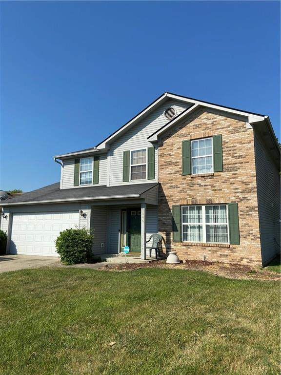 1940 Windy Hill Lane, Indianapolis, IN 46239 (MLS #21720227) :: Anthony Robinson & AMR Real Estate Group LLC