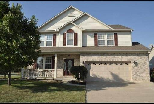 1958 St James Place, Columbus, IN 47201 (MLS #21720942) :: Anthony Robinson & AMR Real Estate Group LLC