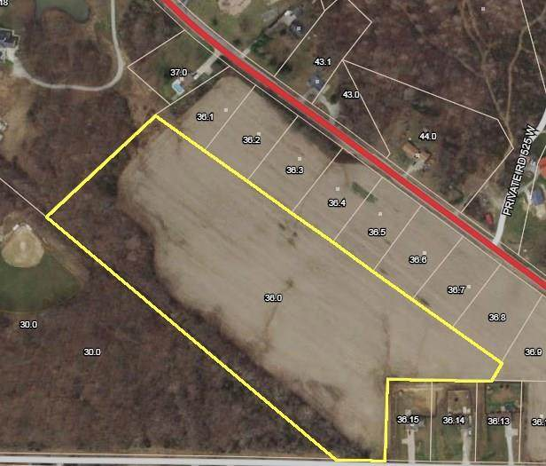2-7-7 N State Hwy 7, Scipio, IN 47273 (MLS #21720997) :: The Indy Property Source
