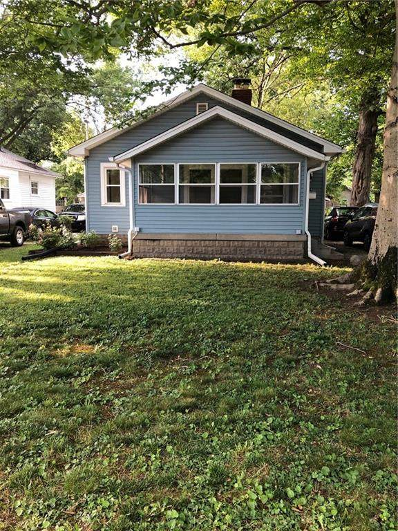 5634 Rawles Avenue, Indianapolis, IN 46219 (MLS #21721067) :: David Brenton's Team