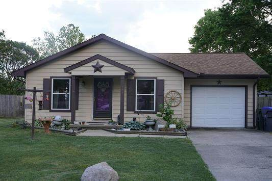 907 Tally Ho Drive, Delphi, IN 46923 (MLS #21721389) :: Anthony Robinson & AMR Real Estate Group LLC