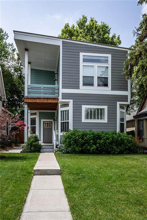 1435 Pleasant Street, Indianapolis, IN 46203 (MLS #21721726) :: Anthony Robinson & AMR Real Estate Group LLC