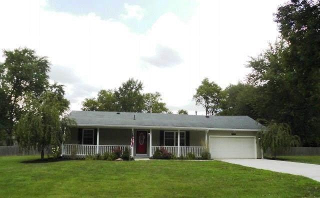 369 S Peterman Road, Greenwood, IN 46142 (MLS #21721852) :: Heard Real Estate Team | eXp Realty, LLC