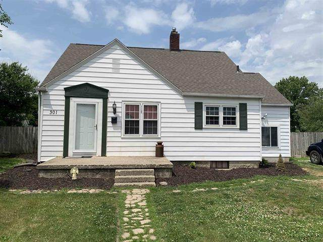 301 E North Street, Hartford City, IN 47348 (MLS #21722340) :: The ORR Home Selling Team
