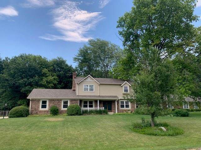 407 Hickory Drive, Greenfield, IN 46140 (MLS #21722496) :: The ORR Home Selling Team