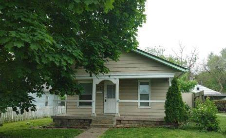 436 S Gray Street, Indianapolis, IN 46201 (MLS #21722948) :: The ORR Home Selling Team