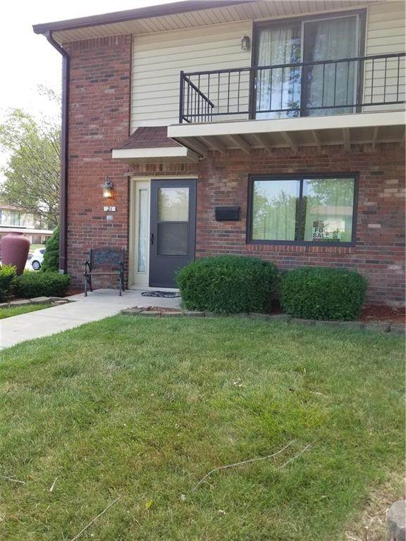 21 Trails End Street, Greenwood, IN 46142 (MLS #21723127) :: Mike Price Realty Team - RE/MAX Centerstone