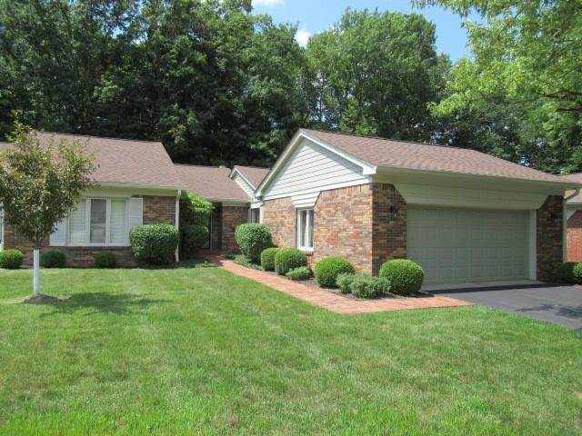 5232 Greenwillow Rd Road, Indianapolis, IN 46226 (MLS #21723148) :: AR/haus Group Realty