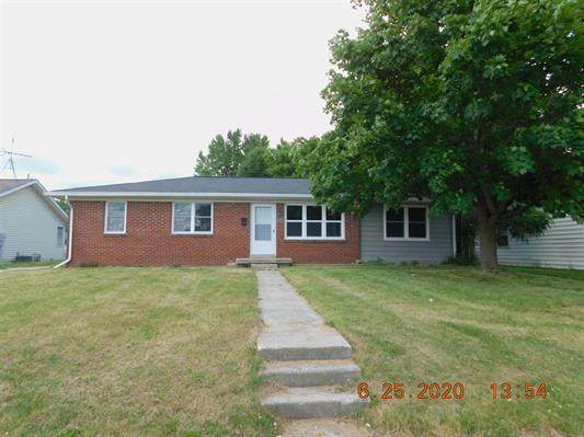 709 E North D Street, Gas City, IN 46933 (MLS #21723491) :: The Evelo Team