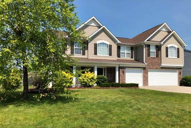 2318 S Moeller Circle, New Palestine, IN 46163 (MLS #21723514) :: Richwine Elite Group