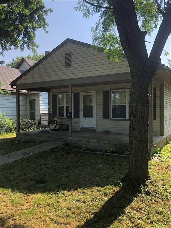325 N Cable Street, Indianapolis, IN 46222 (MLS #21723797) :: Heard Real Estate Team | eXp Realty, LLC