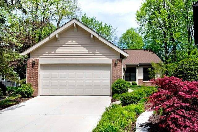 5254 Windridge Drive, Indianapolis, IN 46226 (MLS #21724229) :: AR/haus Group Realty