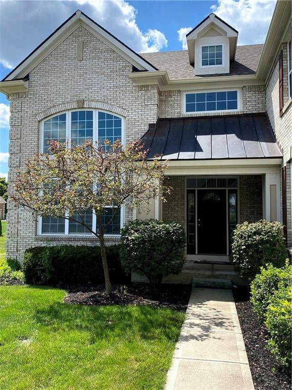 12772 Tuscany Boulevard, Carmel, IN 46032 (MLS #21724403) :: Richwine Elite Group