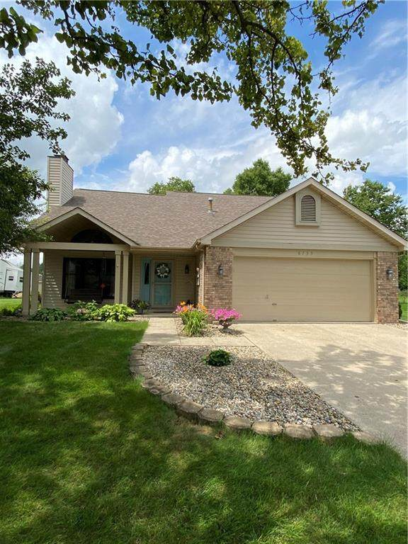 8755 Surrey Drive, Pendleton, IN 46064 (MLS #21724787) :: Anthony Robinson & AMR Real Estate Group LLC