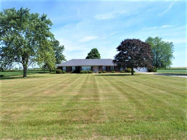 9880 W 500 N, Elwood, IN 46036 (MLS #21725030) :: David Brenton's Team