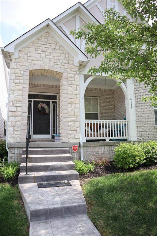 6161 Newark Drive, Noblesville, IN 46062 (MLS #21725702) :: AR/haus Group Realty
