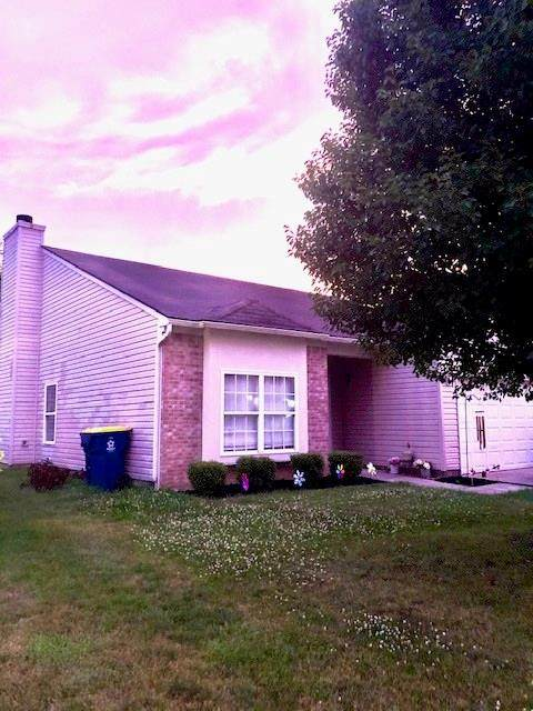 4340 Bellchime Drive, Indianapolis, IN 46235 (MLS #21725799) :: Anthony Robinson & AMR Real Estate Group LLC