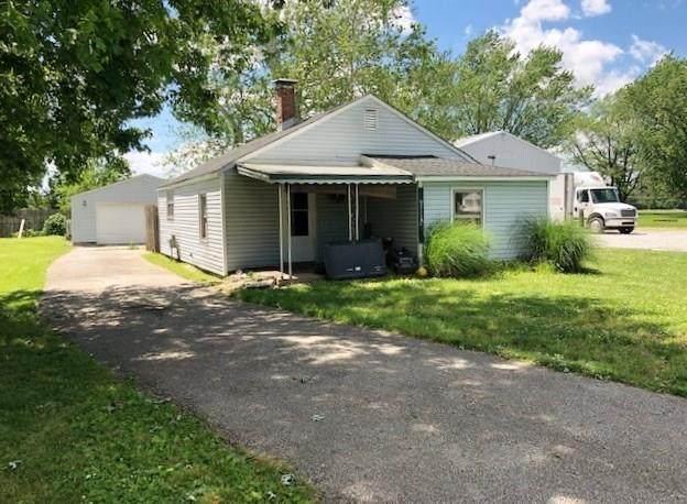 426 N Meridian Street, Pittsboro, IN 46167 (MLS #21726164) :: The Indy Property Source