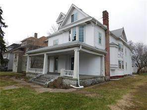 2854 N Illinois Street, Indianapolis, IN 46208 (MLS #21726236) :: AR/haus Group Realty