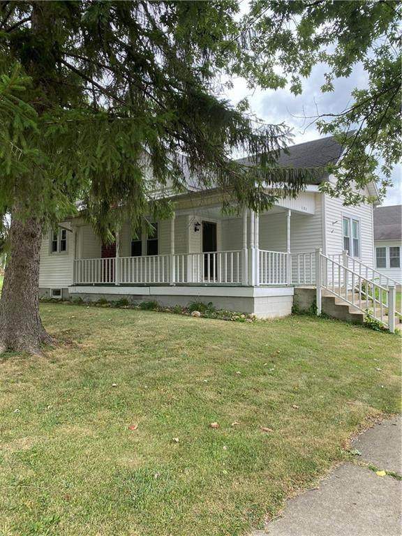 300 E Harris Street, Eaton, IN 47338 (MLS #21726441) :: Mike Price Realty Team - RE/MAX Centerstone