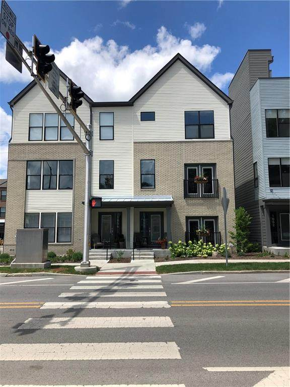 1858 Central Avenue, Indianapolis, IN 46202 (MLS #21727757) :: Your Journey Team